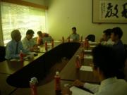 H20.9.10青年部会移動税務研修会 (2)