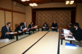 H21.1.20会長ブロック長会議
