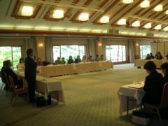 H21.3.17県下女性部会正副部会長及び専務理事会議 (7)