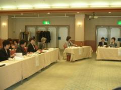 H21.3.17県下女性部会正副部会長及び専務理事会議 (16)