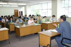 H21.6.11麦の穂学園園長講演会 (2)