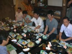 H21.7.6青年部会恵北ブロック打合せ (2)