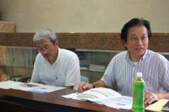 H21.8.18恵那ブロック 編集委員会