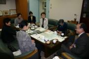 H21.11.11女性部 署長表敬 (4)