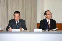 H21.12.18オープン理事会(湯舟沢にて開催) (3)
