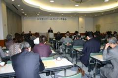 H21.12.18オープン理事会(湯舟沢にて開催) (1)