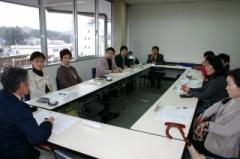 H22.3.24女性部会正副部会長会議 (2)