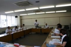 H22.8.31 クロード・チアリ 担当者打合せ会 (2)