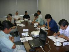 H22.9.16 青年部会 理事会