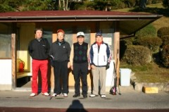 H22.11.19 ゴルフ大会(恵那ブロック主管) (1)