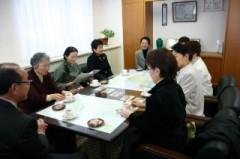 H23.1.12 女性部会新春署長表敬訪問 (3)