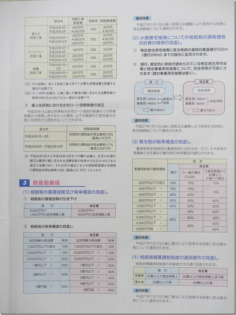 税改速報 003
