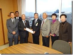 恵那市役所 要望書提出H26.12.4 005