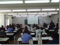 税大H26 4日目(経営セミナー)ちこり村 001